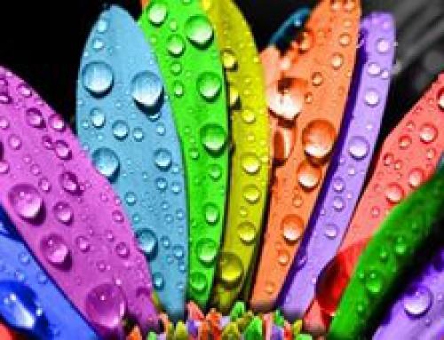 Значение цвета в психологии.
